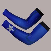 Wholesale Hot Sales Men Women Cycling Arm Warmers Sun Protective Sport Sleeves Riding Gloves Arm Sleeves Cycling Gear YS0093 smileseller