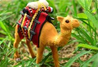 baby camels - camel toy polyethylene amp furs resin handicraft decoration baby toy Christmas gift A461