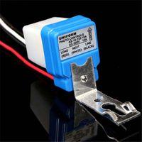 ac current control - Automatic Auto On Off street Light lamp Switch Photo Control Sensor DC AC V