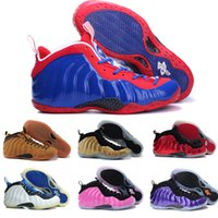 Cheap PENNY HARDAWAY MENS BASKETBALL SHOES OUTDOOR SNEAKER SPORTS SHOES HIGH QUALITY FREE SHIPPING FOAMS SNEAKER