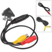 Wholesale Night Vision Car Rear View Camera Universal Parking Reverse Backup Camera G00091 BAR
