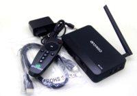 al por mayor x5 inteligente mini pc-¡Nuevo! Android 4.4 Smart TV Box RK3288 4K HDMI 2G / 8G Quad Core Media Player KODI dual Wifi Mini PC antena con teledirigido