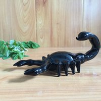 acrylic heat - black color glass smoking pipes scorpions high quality borosilicate glass heat resistant new design with best price