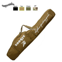 assault rifle bag - Outdoor Sports Tactical Assault Combat Military Camouflage Fishing Photography Pack Tactical Rifle Airsoft Long Bag SO11
