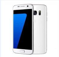 S7 borde MTK6592 Octa Core 64bit RAM 3G 64G ROM Android 6.0.1 se muestra 4G LTE Smart teléfono celular