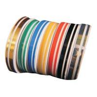 Wholesale 1Pc mm mm cm Pinstripe Decals Vinyl Tape FT Double Stripe Stickers M00007