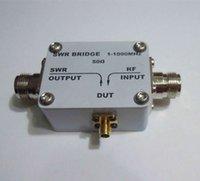 Wholesale MHz MHz Ghz VSWR Reflection Bridge SWR Bridge RF Directional Bridge