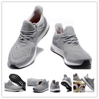 Wholesale Drop shipping Hypebeast athletic Sneakers Women Mens Originals ULTRA BOOST UNCAGED SOLEBOX Grey running Shoes For Men Sports Shoe Woman Shoe