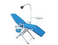dental chair - LYC9601 New Folding Dental Chair Cuspidor Tray Portable Mobile Equipment