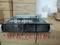 Wholesale Standard U case U server chassis main board Large power supply hard disk CD ROM position