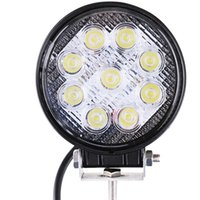 Wholesale LED Work Light Floodlight Tractor Truck Off road SUV V V Automotive Car Outdoor discover explore Camping Working Lamp