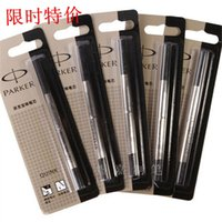 Wholesale Roller ball refill roller pen refill parker PEN top quality black color