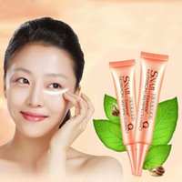 Wholesale 2016 latest g Laikou Snail Dope Essence Eye Cream for Anti Dark Circle Removing puffiness Wrinkle