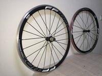 best rear hub - Best selling FFWD mm Alloy Carbon wheels Black white label wheelset Novatec A271 Hub Front Rear Wheels