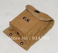 ammunition pouch - WWII US MAGAZINE AMMUNITION POUCH POCKET