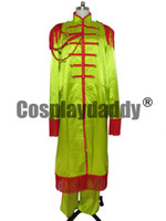 beatles sgt - THE BEATLES SGT PEPPER COSTUME JOHN WINSTON LENNON Cosplay M002