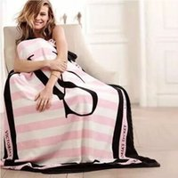 Wholesale 2016 New CM Bedding Outlet Soft Blanket Fleece Bedding Throws Traveling Portable Plaids Bedspread Hot Limited