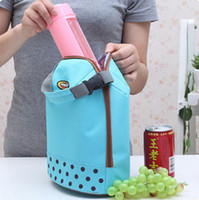 Thermos Biberon Sac multifonctions Voyage Mummy Bag Package Infant Warmer Entreposage des aliments au biberon Cover Baby Bottle Bag