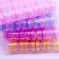 Wholesale In business colored contact lenses box contact lens case glasses color double box US pupil case pieces