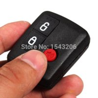 Cheap Replacement 3 Buttons Remote Key Fob Case For Ford BA BF Falcon Ute SX SY Wagon car