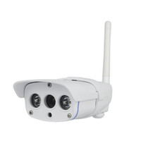 Wholesale Waterproof Wireless HD IP Cameras mm Lens CMOS mp IP Security Cameras with m IR Distance for Outdoor