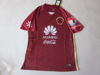 america number - Thailand Quality Season Club America Soccer Jerseys Uniform Football Jerseys Embroidery Logos Customized Number Name