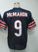 Wholesale Jim McMahon Jersey Throwback Football Jersey Best quality Authentic Jersey Size M L XL XXL XXXL Accept Mix Order