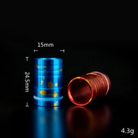 best sales tips - Hot Sale Aluminum Drip Tip for Little Boy RDA Atomizer Best Price On DHgate Fast Shipping