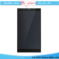 Wholesale for HTC Desire W G LCD Display With Touch Screen Digitizer Asembly Parts Replacement AAA Grade DHL