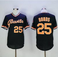 Wholesale 2016 Mens Flexbase Barry Bonds jersey Color white black orange Stitched Throwback Baseball Jerseys Baseball Wear