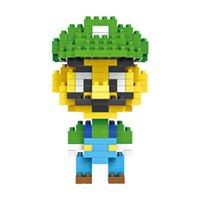 best blocks - Super Mario LOZ Diamond Building Blocks Classical Cartoon Figures Toys Best Christmas Gifts for Kids A125