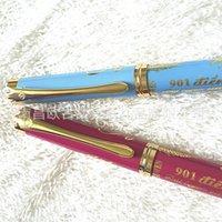 Wholesale OUGUWEN HOT sales high quality factory direct sales of high grade metal ballpoint pen can put a LOGO