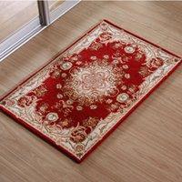big carpet rugs - European Jacquard Red Carpet Classical Rugs Carpets For Home Living Room Bedside Area Rug Big Carpet For Bedroom