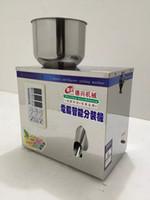 Wholesale Automatic powder filling machine medicine dispensing machines Food filling machine automatic quantitative measurement of filling bags