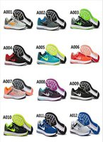 b jumper - ZOOM WINFLO Running Shoes Double Color Stitching Knitted Jumper Wire Low Sports Shoes For Running Shoes
