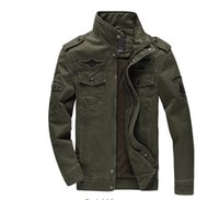 active cost - Brand men jacket plus size XL aeronautica militare new arrival military cost air army one outerwear sports embroidery jackets