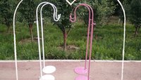 balloon racks - Removing rack door balloon arches heart shaped wedding decoration and furnishing marriage opened the