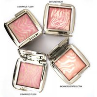 Wholesale HOT Makeup HOURGLASS Ambient Lighting Blush face powder Natural Blusher Palette Long lasting Cosmetic Blushes g DHL GIFT