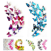 bedroom refrigerators - 30 Style Cinderella butterfly d butterfly decoration wall stickers pc d butterflies d butterfly pvc removable wall stickers butte ak085