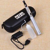 battery carry case - New eGo e Cigarette CE4 eGo Kits ml Atomizer mah mah mah Battery Zipper Carry Case eGo CE4 Electronic Cigarette