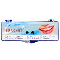 Wholesale Quality Guaranteed New Dental Dentist Orthodontics Ceramic Brackets Mini Roth Hooks Pack