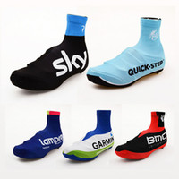 Wholesale 2016 Pro SKY Cycling Shoes Cover MTB Road Bike Shoescover Bicycle Overshoes Sports Accessories
