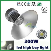 Wholesale W LED High Bay Industrial LED Light V Approved led down lamp lights floodlight lighting downlight years warranty
