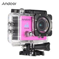 angle homes - Andoer quot Ultra HD LCD m Waterproof K P Wifi Sport Camera with MP Wide Angle Lens