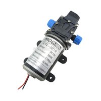 Wholesale DC W Automatic switch Diaphragm pump high pressure small electric Water Pump v mini L min self priming sprayer pump