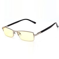 adult computer games - Anti Fatigue Radiation Glasses Goggles Computer Game Plain Mirror Male And Female Models Genuine Blue Eyes Anti Good Quality Color Options