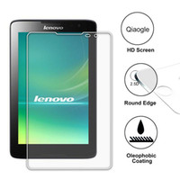 Wholesale Qiaogle Anti explosion Tempered Glass Screen Protector Ultra Hard For Lenovo TAB S8 S8 F inch Premium Screen Protector