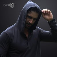 armor cap - JOZSI hot sale armor spring autum winter the new season l series outdoor sports cap long sleeved T shirt