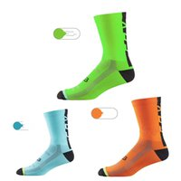 Wholesale Mountain Cycling Socks Deodorant High Basketball Running Sport Socks MTB Road Bike Bicycle Cycling Socks For Men Women
