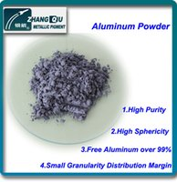 al powder - Made in China zhangqiu manufacture Latest sell chemical materials gray fine high purity atomized Al powder for conductive solare cell paint